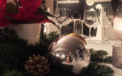 Julefrokost m/ musik og dans